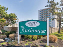 Anchorage Long Branch Condo  Pool