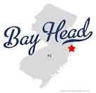 Bay Head Map Sign