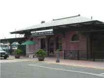 Bradley Beach Train Station