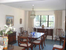 Cheshire Square Dining Room