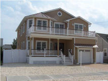 Lavallette Bilevel Beach Home