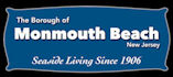 Monmouth Beach Sign
